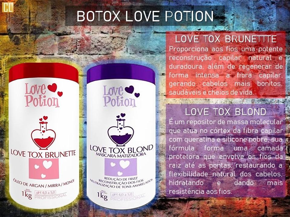 BOTOX LOVE TOX BRUNETTE / MATIZADOR