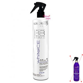 BB Cream White Ice Spray Matizador 11 in 1 – 300ml  Souple Liss