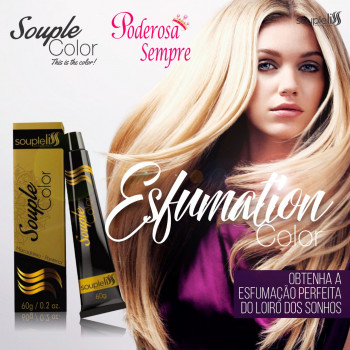 Esfumation souple color Souple liss