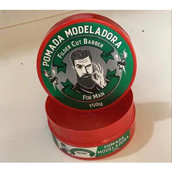 Pomada modeladora Efeito Extra forte ( Fixa Bem )150g for man
