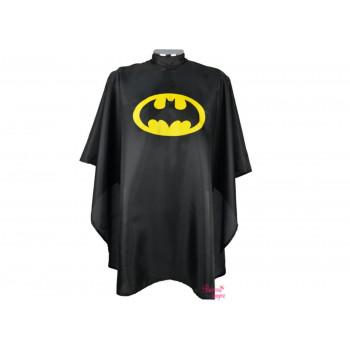 Capa de Corte Infantil Estampada para Cabeleireiro -   Batman