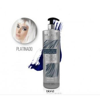 Máscara Capilar Matizadora Platinum Blond 1lt