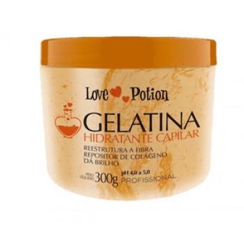 Gelatina Love Potion Hidratante Capilar 300g