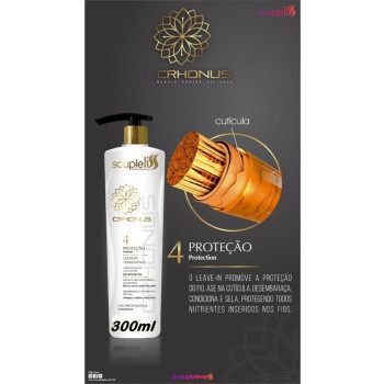 LEAVE-IN TERMOATIVO 300ML SOUPLE LISS C R H O N U S